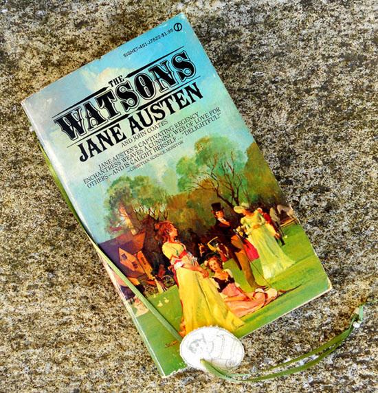 The Watsons, Jane Austen e John Coates