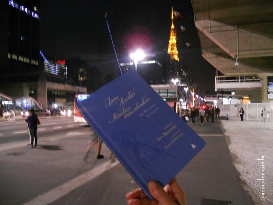 Novelas inacabadas na av. Paulista