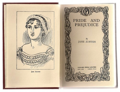 Pride and Prejudice, Odhams Press