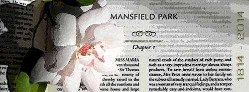 Mansfiel Park, capa para Facebook